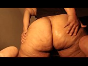 BBW Fat Girl taking a good duck in the ass - bravewebgirls.com
