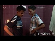 cycling boyfriends get dirty in a shower – Gay Porn Video