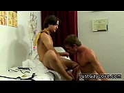 Gay hairless twinks massage Hunky patient Austin Ried is bare and
