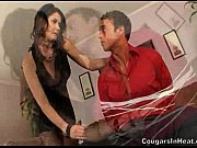 hot cougar eva karera fucks a.
