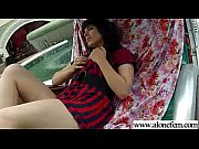 Hot Girl (oxuanna envy) Use All KInd Of Stuffs As Sex Toys movie-19