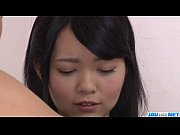 seduced babe hikaru morikawa gets toys in her vag