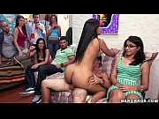 Porn-Stars Raid The Dorm Full Of College Boys!