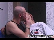 gay partner enjoys sensual licking and.
