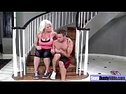 (alura jenson) horny wife with big melon banged video-02
