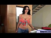 (ava addams) Big Tits Wife Love Bang Hard Style On Camera video-06