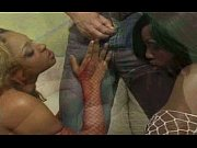 Carmen Hayes and Jada Fire