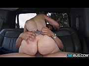 big tit redhead begs for anal.