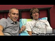 Guy with big boobs gay pron He&#039_s super uber-cute and nervous in the