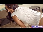 cum filled samia duarte loves anal.