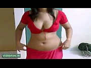 Saree Removal By Hot Indian Girl