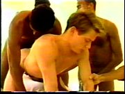gay interracial - 6 latino and black studs gangbang lit