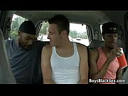White Sensual Boys Banged By Gay Black Dudes Movie 14