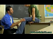 Gay sexy boy horny arab Ryan Sharp is stuck in detention but he