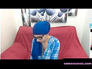 favorite hijab blue free webcam porn