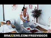 slutty nurse diamond foxx gives her patients special treatment