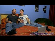 Grandpa gay uncut penis videos Preston gets Hunter bare and gargles