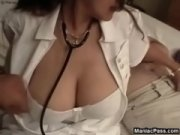 Busty nurse wants...