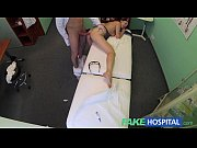 FakeHospital Pretty patient was prepped b ...