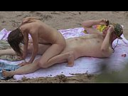 Picture Beach voyeur reverse cock riding