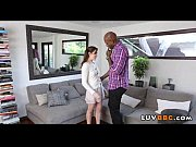 Kasey Warner&#039_s Dad Lets Her Fuck A Big Black Cock