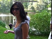 Sexy brunette fucked in the forest view on xvideos.com tube online.