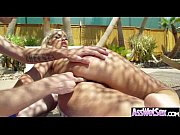(bridgette b) Girl Get Oiled On Her Big Ass And Anal Nailed video-09