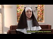 Nun double penetration fucked in Church view on xvideos.com tube online.