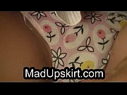 teen girl in upskirt hd video