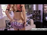 real alone girl (jana jordan) play with crazy.