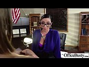 Office Sex Tape With Hungry For Cock Slut Girl (ariella danica) clip-07