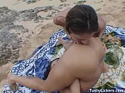 teen lesbian licking their asses on the beach