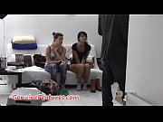 Backstage video with few horny czech chicks