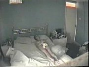 Masturbation of my mum caught by hidden cam