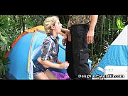 teen daughter swapping camping trip -.