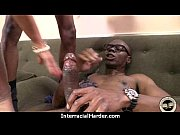 Beautiful girl fucked hard by big black dick 3
