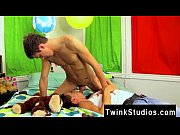 Italian gay teen men porno Camden Christianson is hitchhiking in the