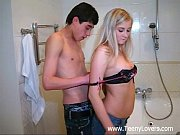Young lovers in the bath, kecil virgin Video Screenshot Preview