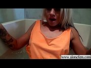 Nasty Alone Girl Masturbates With Crazy Things clip-02