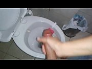 Busty Big Ass Turk Memnune Demir&ouml_z - Quickie Handjob in public toilet