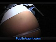 publicagent lost and alone but she fucks very.