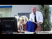 Sex Tape With Horny Big Juggs Girl In Office mov-19