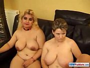 Picture BBW threesome French lesbians