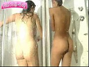 felicity and kristina fey lesbian shower
