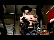 Free gay porn piss Pissing And Cumming In The Garage