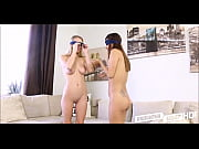 Blindfolded Teen Daughter Swap Fucking - DaughterSwapHD.com