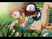 Ash and Misty Fucking