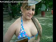 Prepago colombiana en video porno