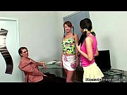 old lesbian teacher turns horny from watching her.