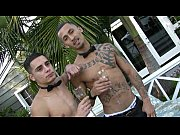 trez-ruthless-nye-2011Bi Latin Men Trez and Ruthless latino men Happy Holidays t
